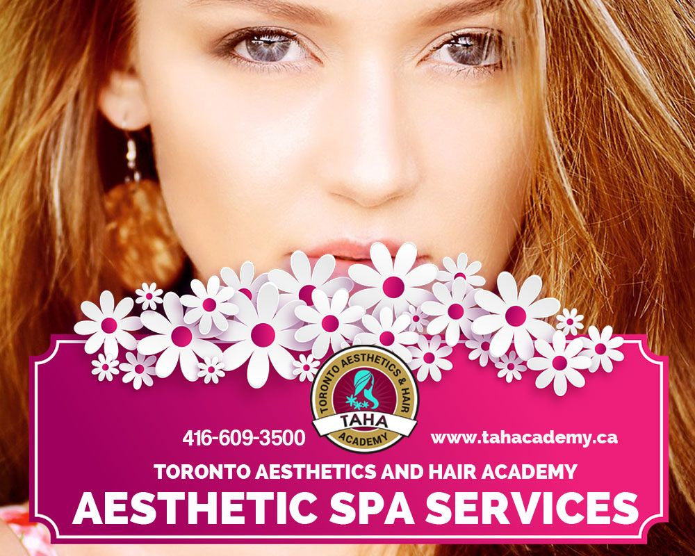 Pin by Tahacademy on Aesthetic Spa Services in Toronto