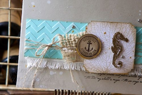 stampin up chevron bags - Google Search