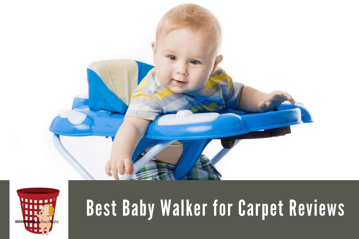 Top 5 Best Baby Walker For Carpet Reviews For 2020 Carpet