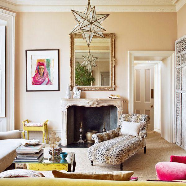 la interiorista katrina phillips despliega una leccin de cromatismo y encanto en este piso londinense - Interioristas Famosos