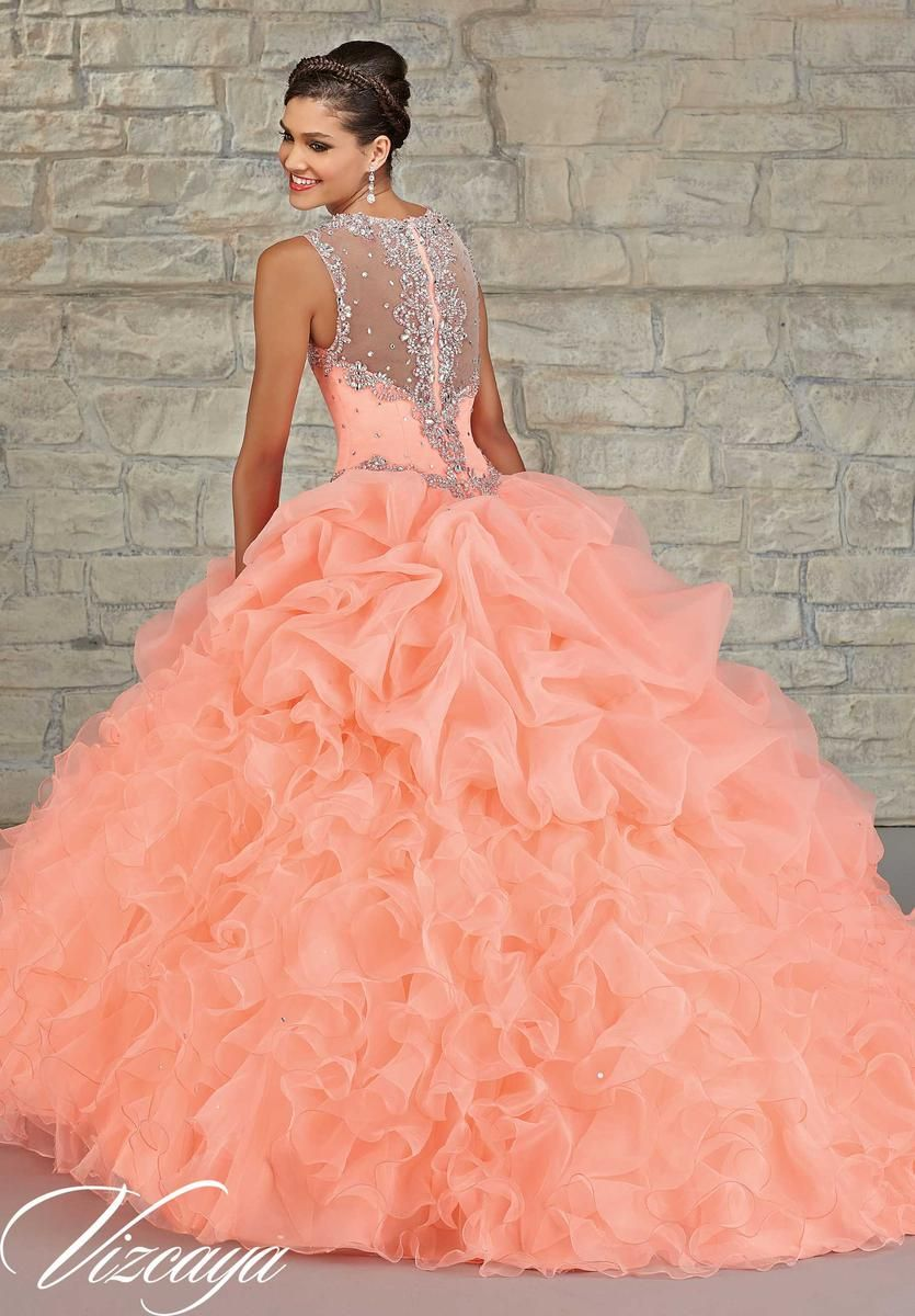 Vizcaya Quinceanera by Morilee 89023 Ball dresses