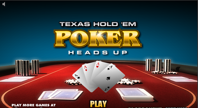 Here\s a good game to learn to play poker, especially