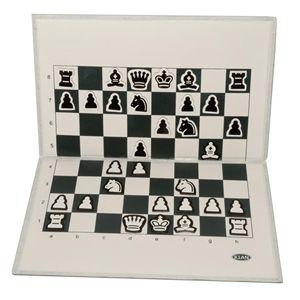 Chess & Bridge foldout magnetic chess set