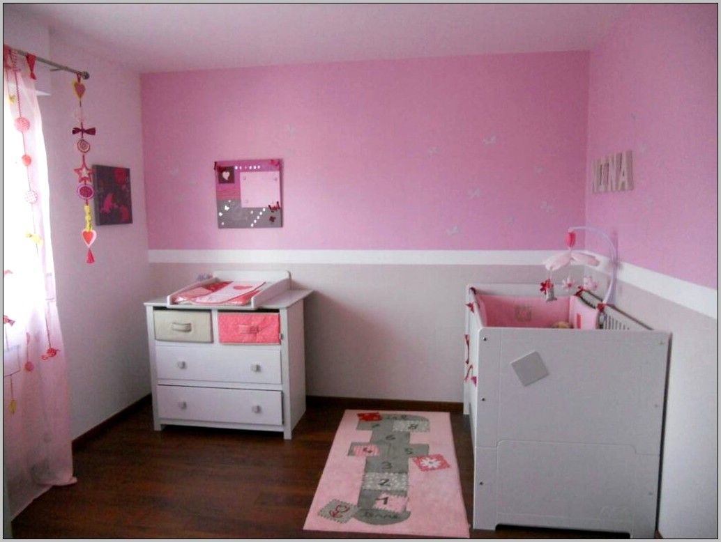 Couleur Peinture Chambre Jeune Fille Moderne Deco En 2020