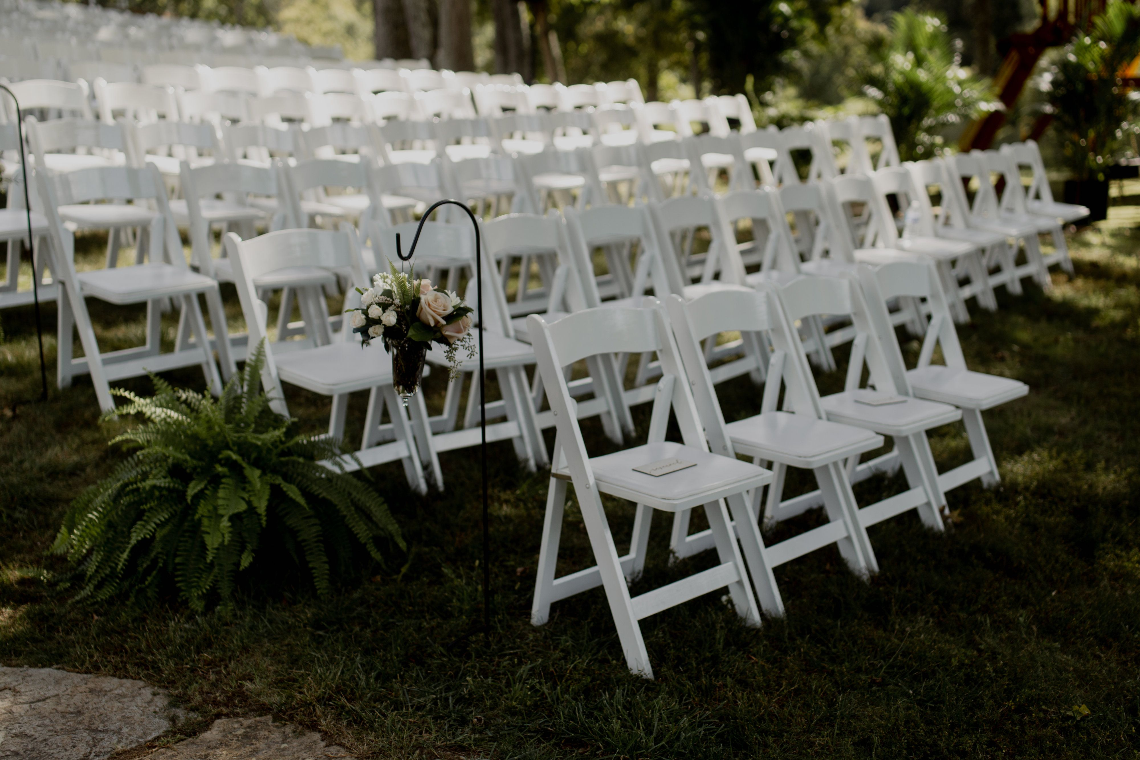 Admirable White White Wood Folding Chair Wedding Rentals In 2019 Ibusinesslaw Wood Chair Design Ideas Ibusinesslaworg