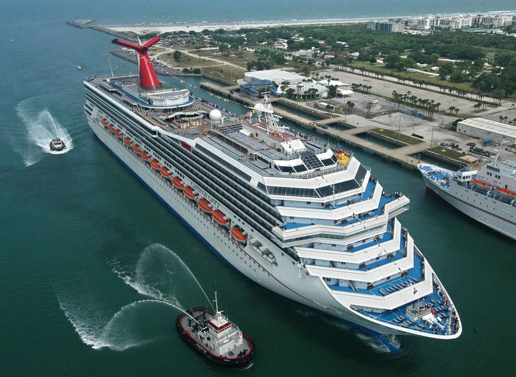 Carnival's Fantasy cruise ship fails health inspection ...