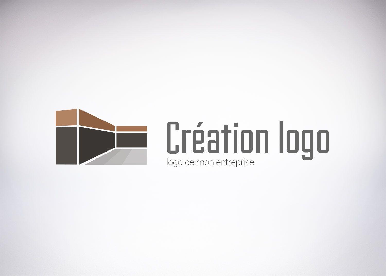 Logo Pour Les Specialistes De L Interieur En Amenagement Et En Cloison Logo Entreprise Creation Logo Logos