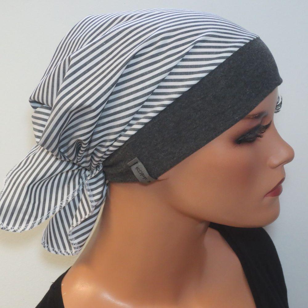 Kopftuchmütze Chemomütze Einzigartig Praktisch Bequem Top Qualität Turban Chemo Ebay Chemo Mützen Kopfbedeckung Chemo Turban