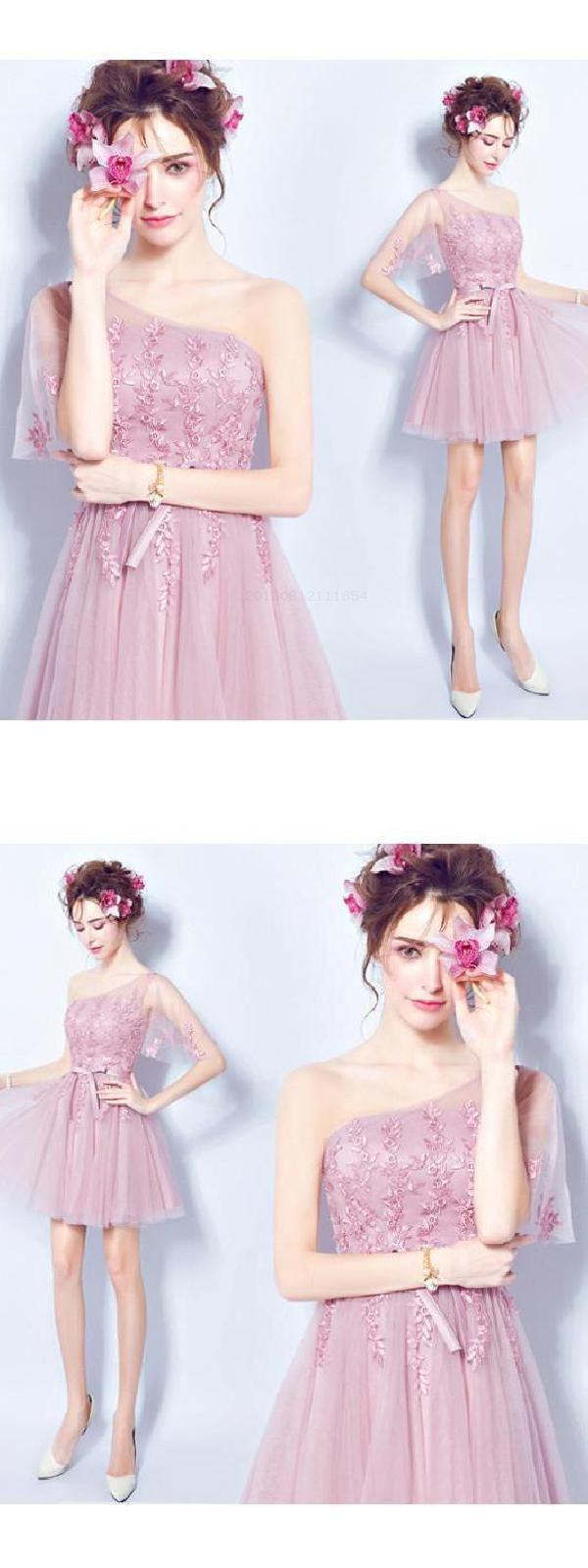 Discount substantial aline short homecoming dresses