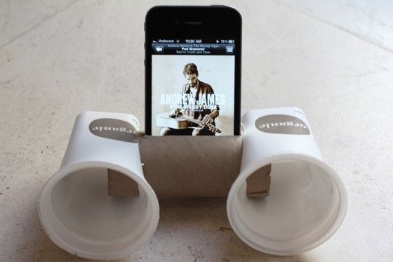 Image result for diy phone speaker