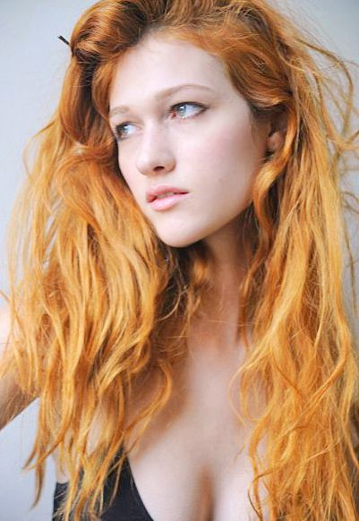 Nicole Fox Cycle 13 Photo Mark Sink Shades Of Red Hair Hair