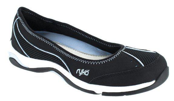 Tensile Ballet Slip Ons Black 7.5 M