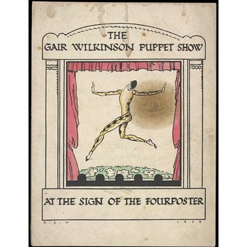 Prints - George Speaight Punch & Judy Collection