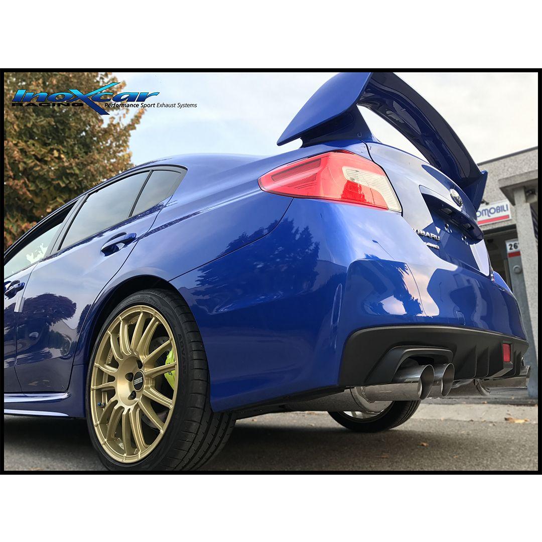 Subaru Impreza WRX STI 2.5 (300cv) 2018 Inoxcar