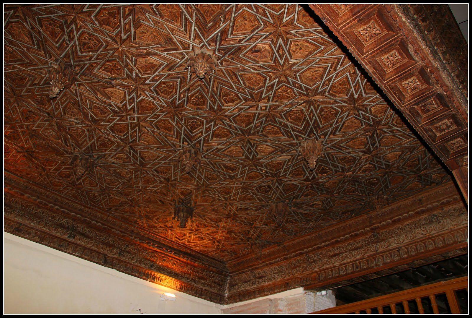 Taujele En San Miguel De Cantiveros B Squeda De Google Arte  # Muebles Mudejar