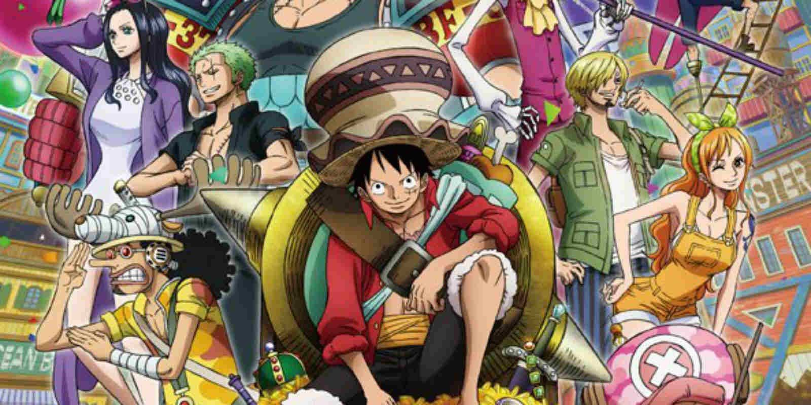 Watch Free One Piece Stampede (2019) HD Free Movies