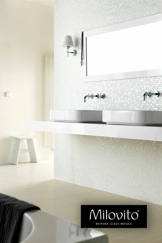 Welp Unieke mozaike badkamer met bespoke glasmozaïek. Design XG-36