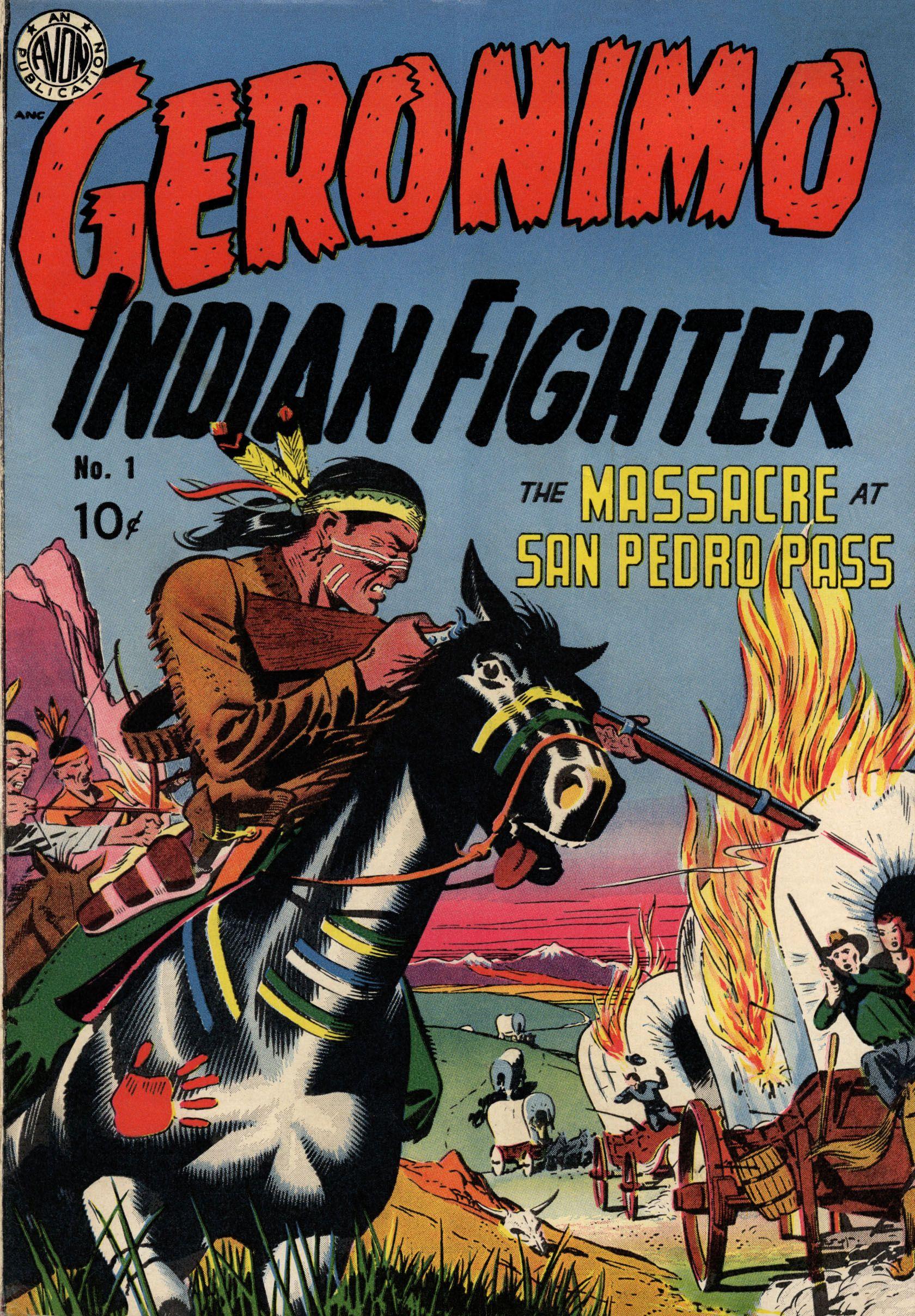 Digital Comic Museum Viewer Geronimo  Darwin Dcp