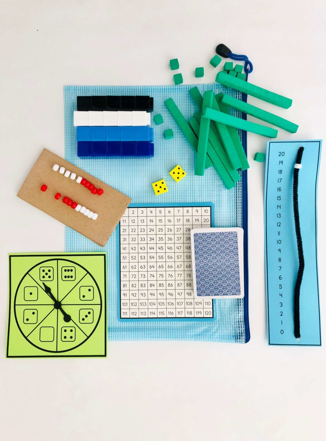 Photo of Reading and Math Tool Kits – The Brown Bag Teacher