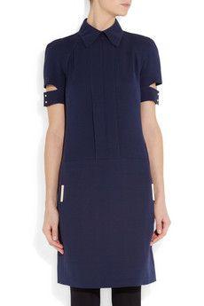 Victoria Beckham silk blend dress