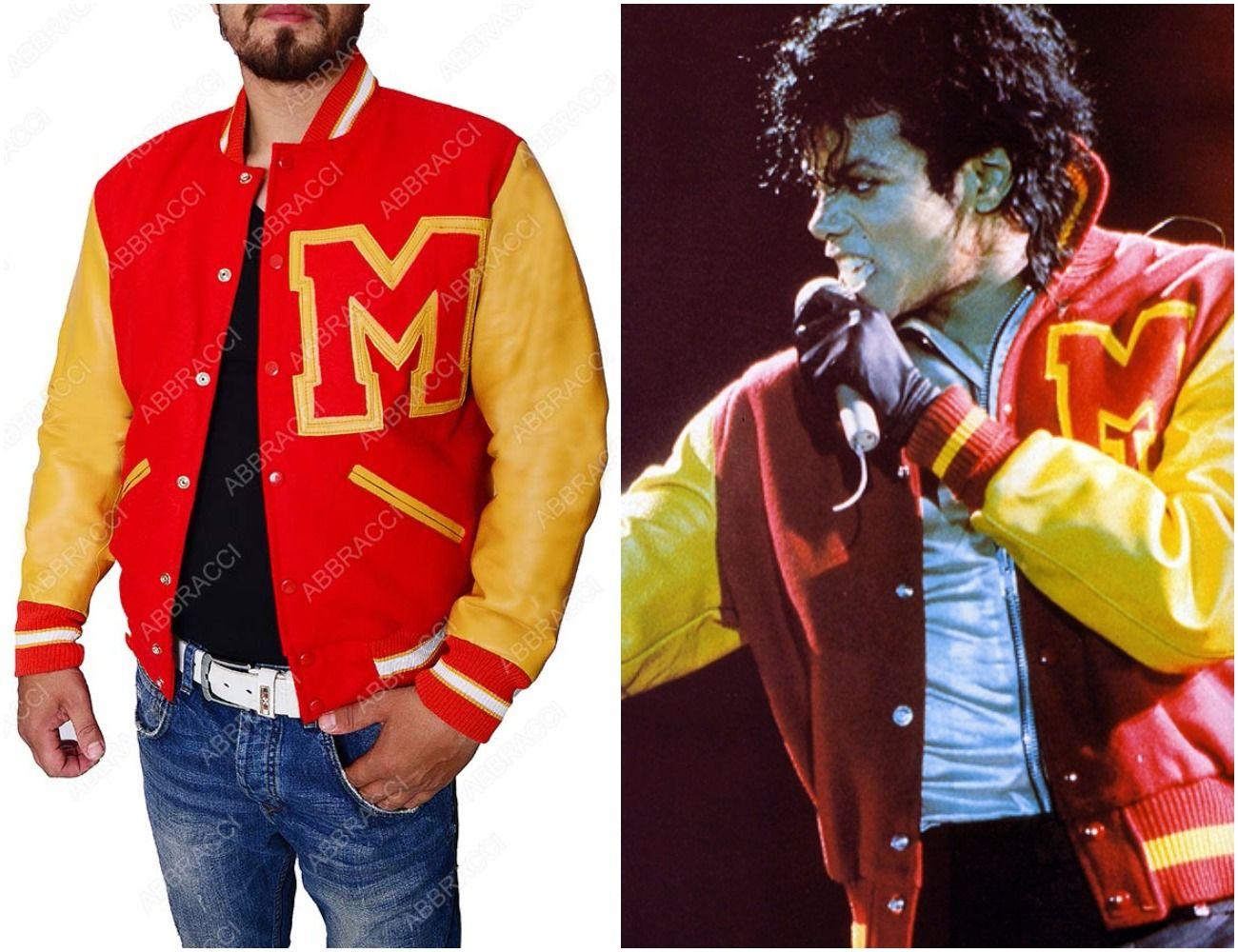 F/&H Mens Michael Jackson Thriller Jacket
