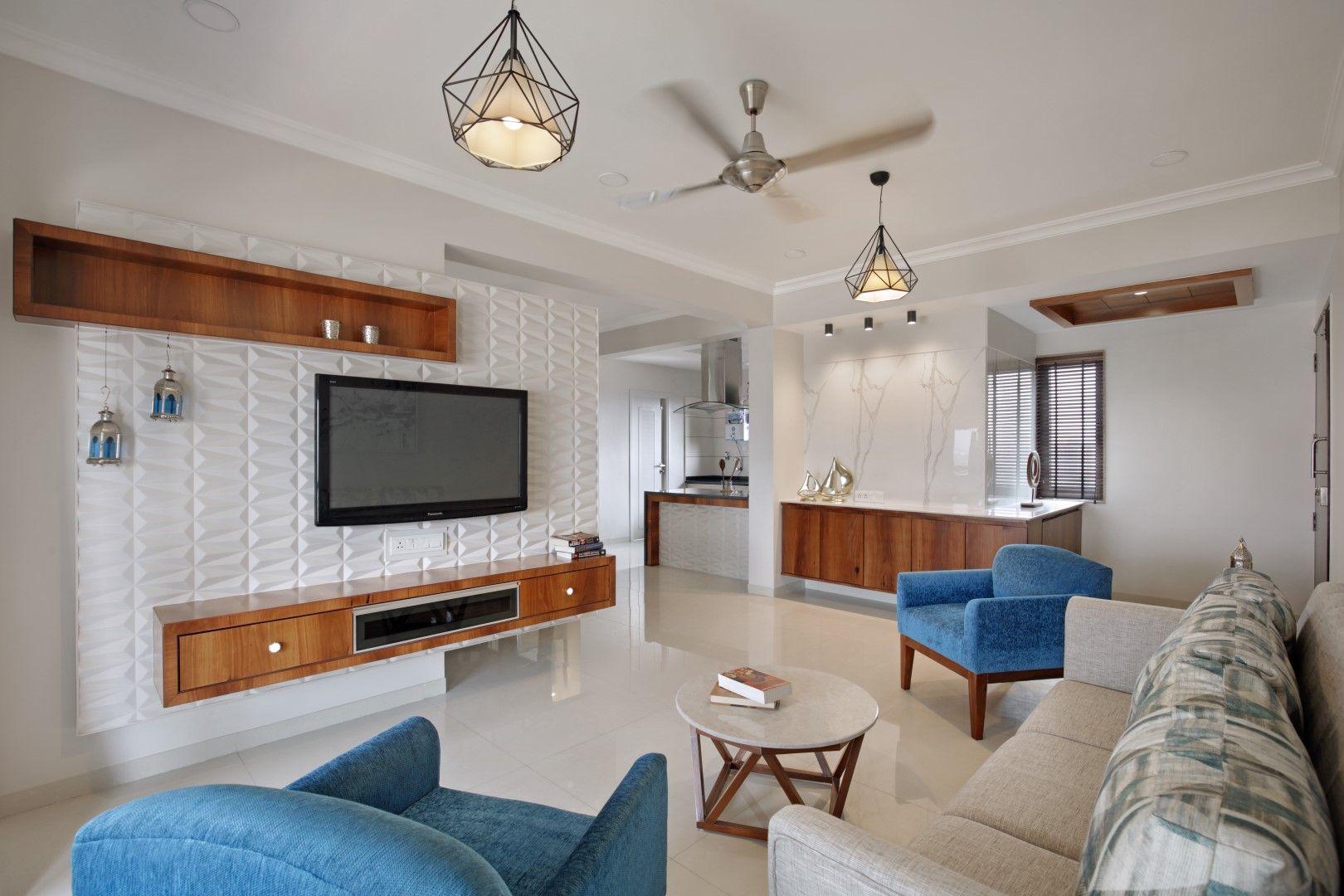 2 Bhk Interior Design Apartment Design Apartment Inte