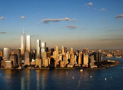 New York, le cite de le du latos par le turistes