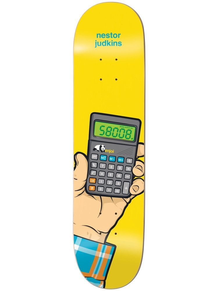 Enjoi judkins instant messages 825 impact light skateboard deck enjoi judkins instant messages 825 impact light skateboard deck aloadofball Choice Image