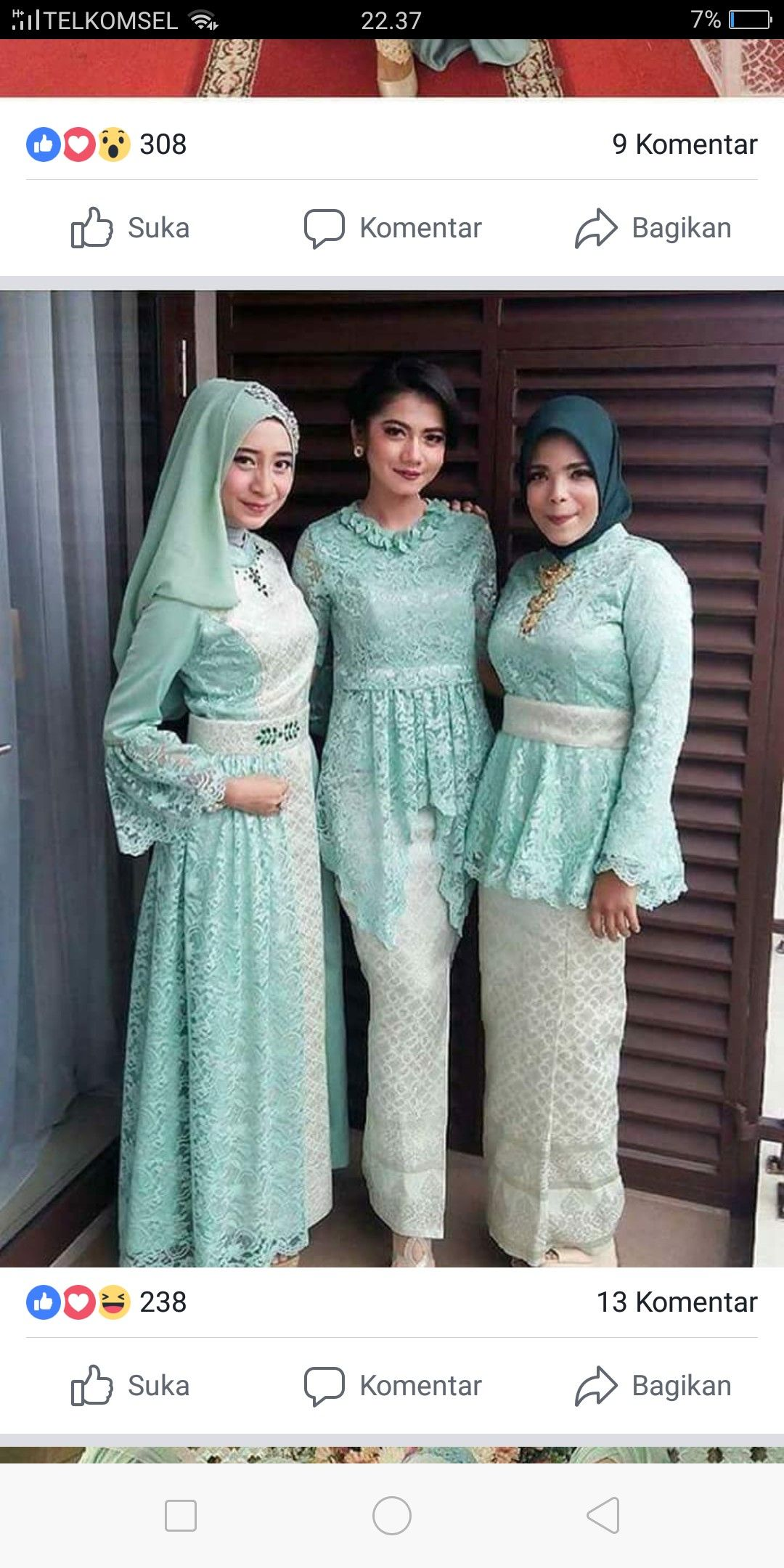 Kebaya Dress Kebaya Hijab Kebaya Lace Dress Brokat Muslim Dress Brokat Modern Model Kebaya Brokat Modern Baju Muslim Pesta Kebaya Modern Hijab