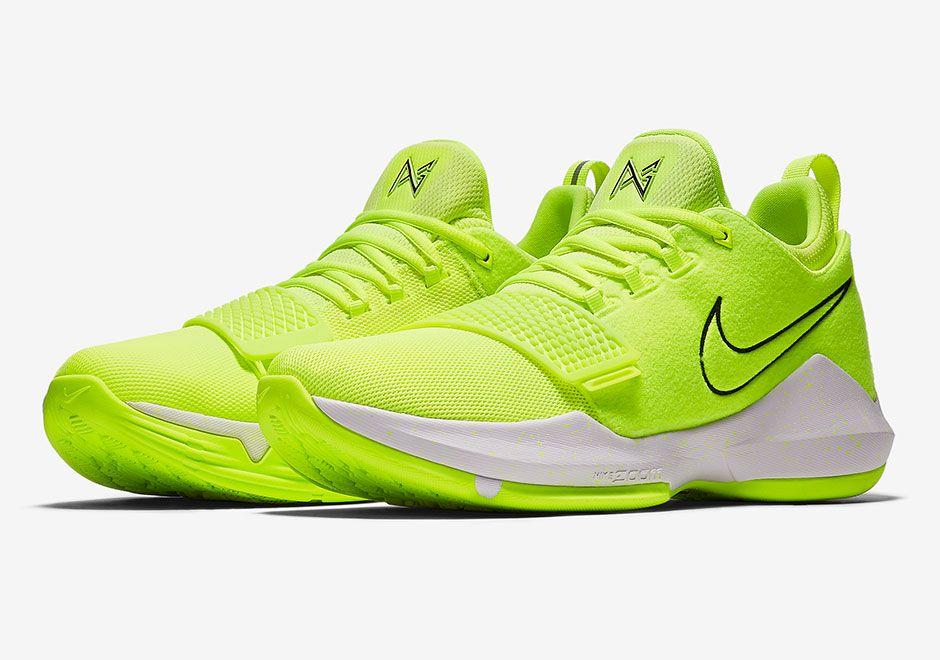 858b10d1a77d Nike PG1 Neon Volt 878628-700 Release Date + Official Photos ...