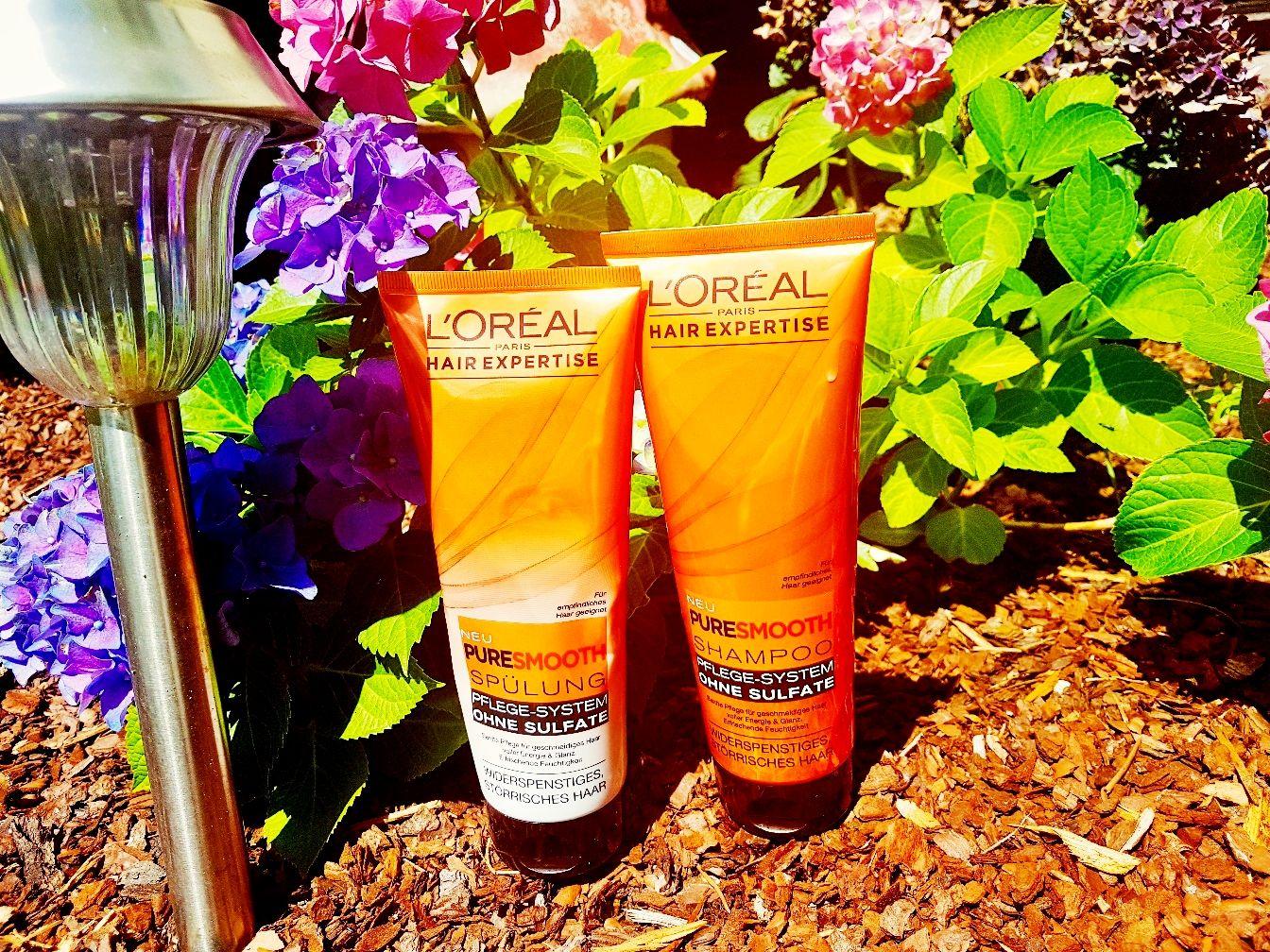 Loreal Paris Puresmooth Shampoo und Spülung