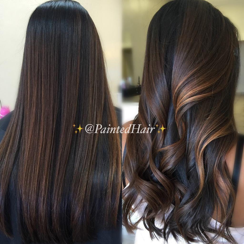 50 Dark Brown Hair With Highlights Ideas For 2020 Brown Hair