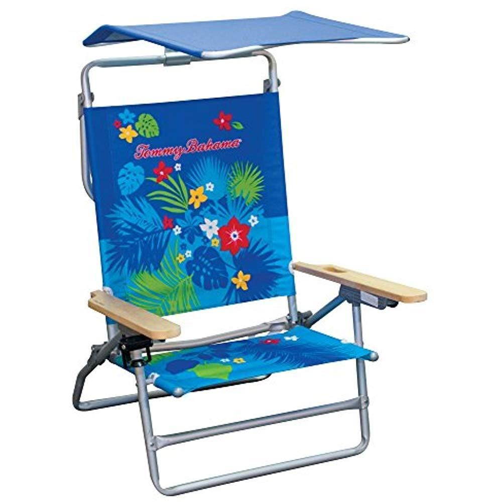 Tommy Bahama The Kahuna Beach Chair Blue Print King Sized Is Our Widest Most Comfortable And Versatile