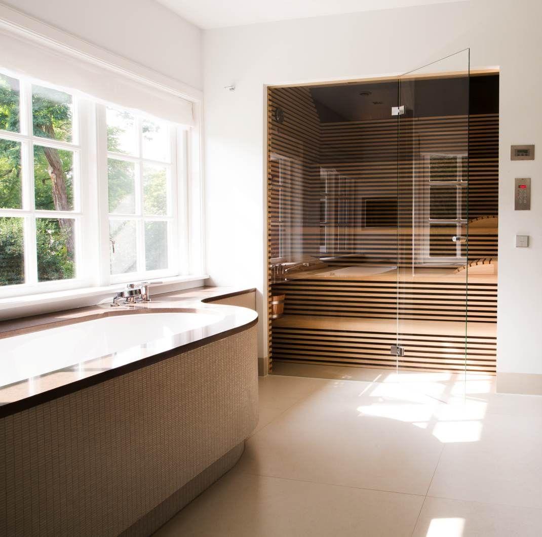 Sjartec Badkamers   Villa Wassenaar Wellness   Hoog □ Exclusieve Woon  En  Tuin Inspiratie.