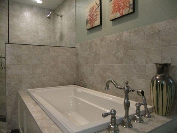 StyleTileInchShowerTubRemodelDesignHatchettVirginia Beach - Hatchett bathroom remodel