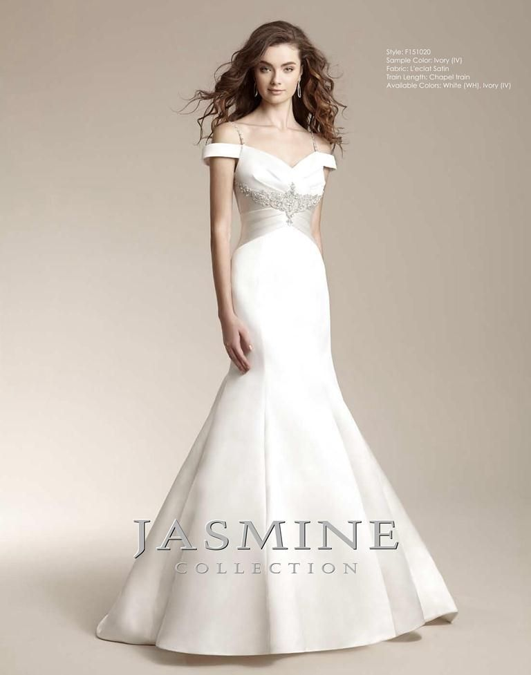 View Dress - COLLECTION BRIDAL SPRING 2013 - F151020 | Jasmine ...
