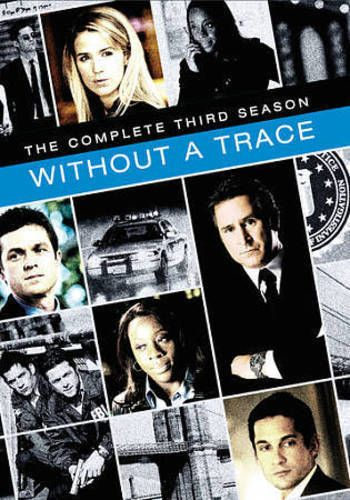 Details About Without A Trace The Complete Third Season New Dvd With Images Without A Trace Anthony Lapaglia Tv Series