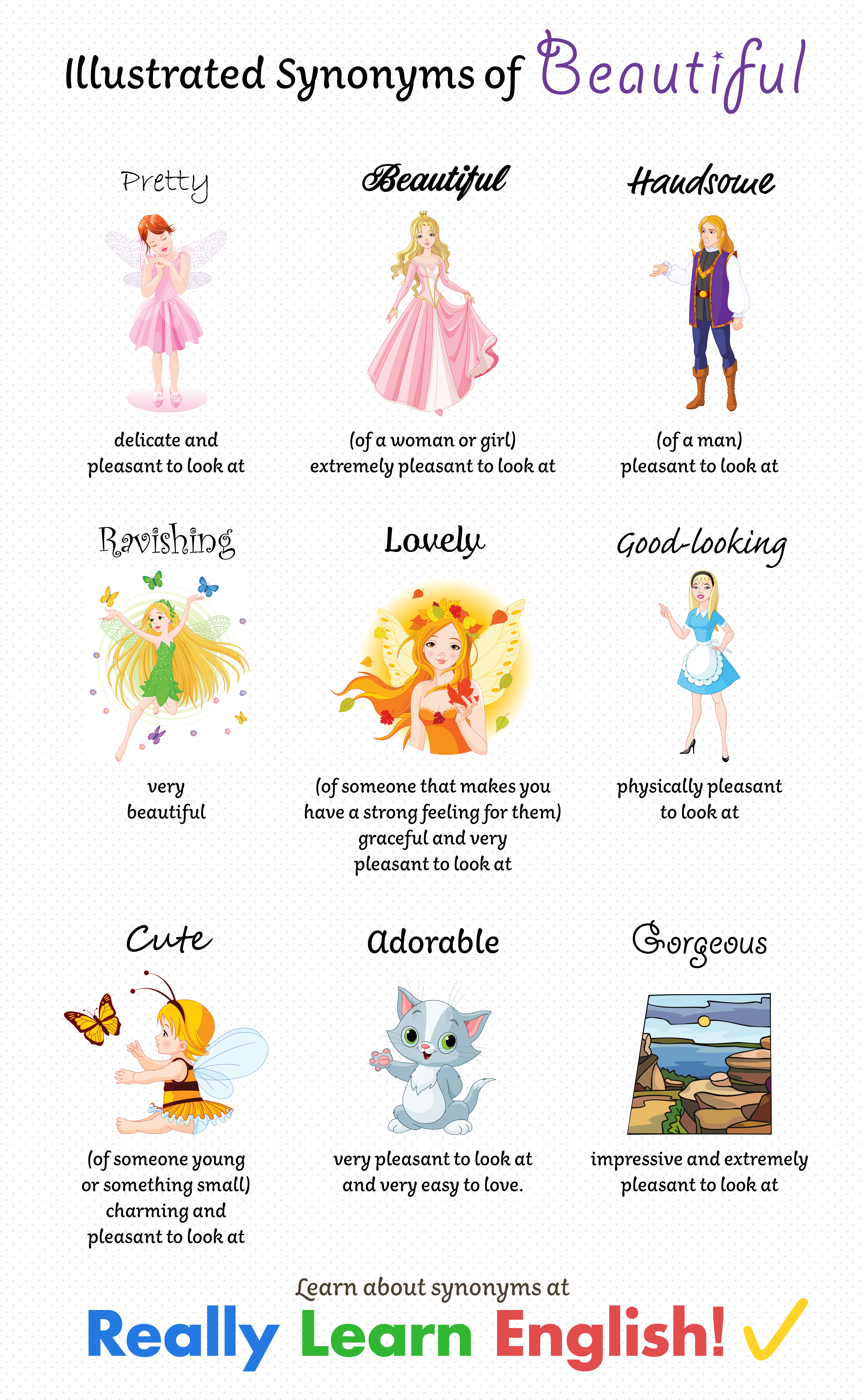 Synonyms And Antonyms Explained