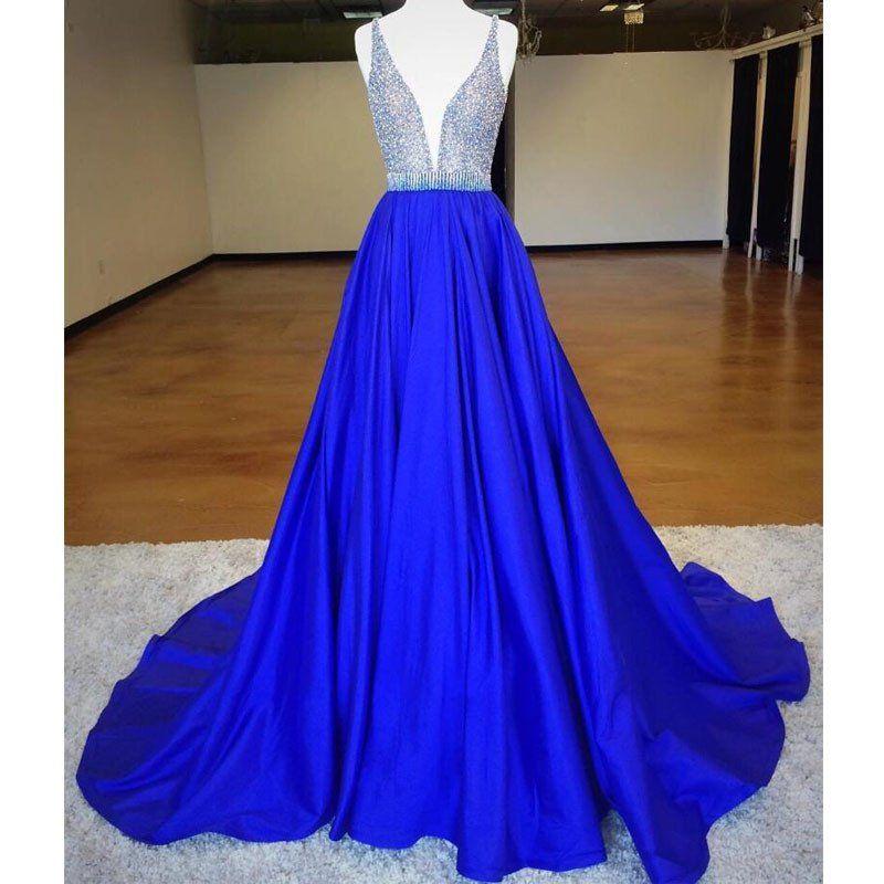 Inexpensive Blue Dresses