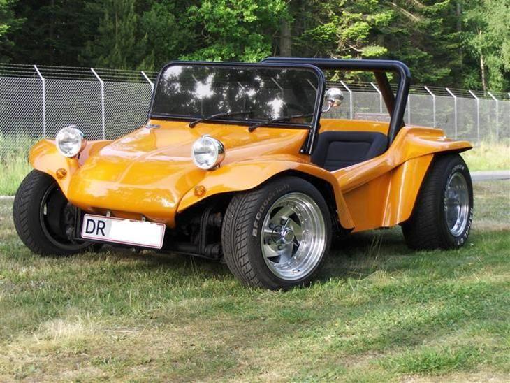VW Beach Buggy  billede 1