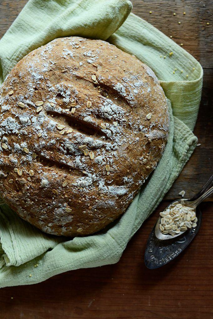 Easy Homemade Wheat Bread Recipe Food Recipes Bread Baker