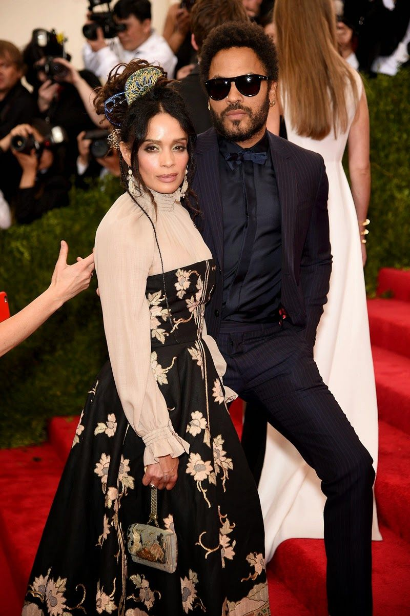 Racing Fashion: Hits and Heat for Met Gala 2015
