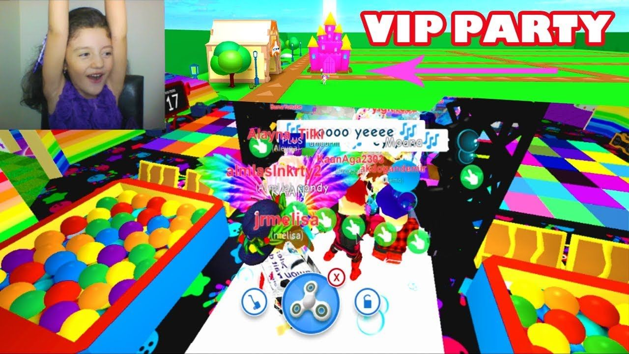 Codes For Roblox Meep City 2018 Roblox Meepcity Vip Server Da Parti Yaptik 6 Bolum Meep City Cast Parti Oyun
