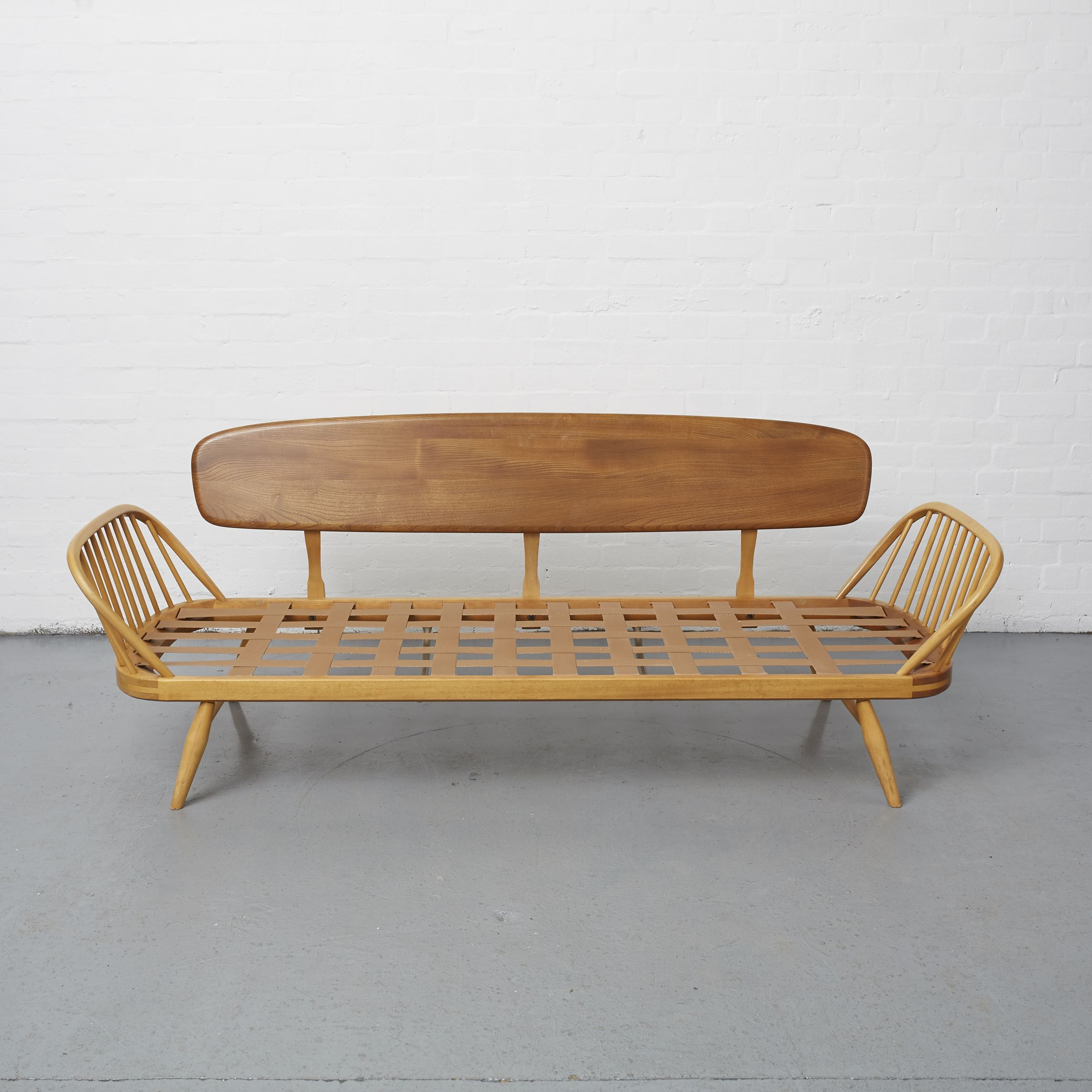 Ercol Studio Couch Vintage Frame Fully Restored In The Reloved Upholstery Workshop Ready For Bespoke Upholstery Ercol Furniture Furniture Ercol