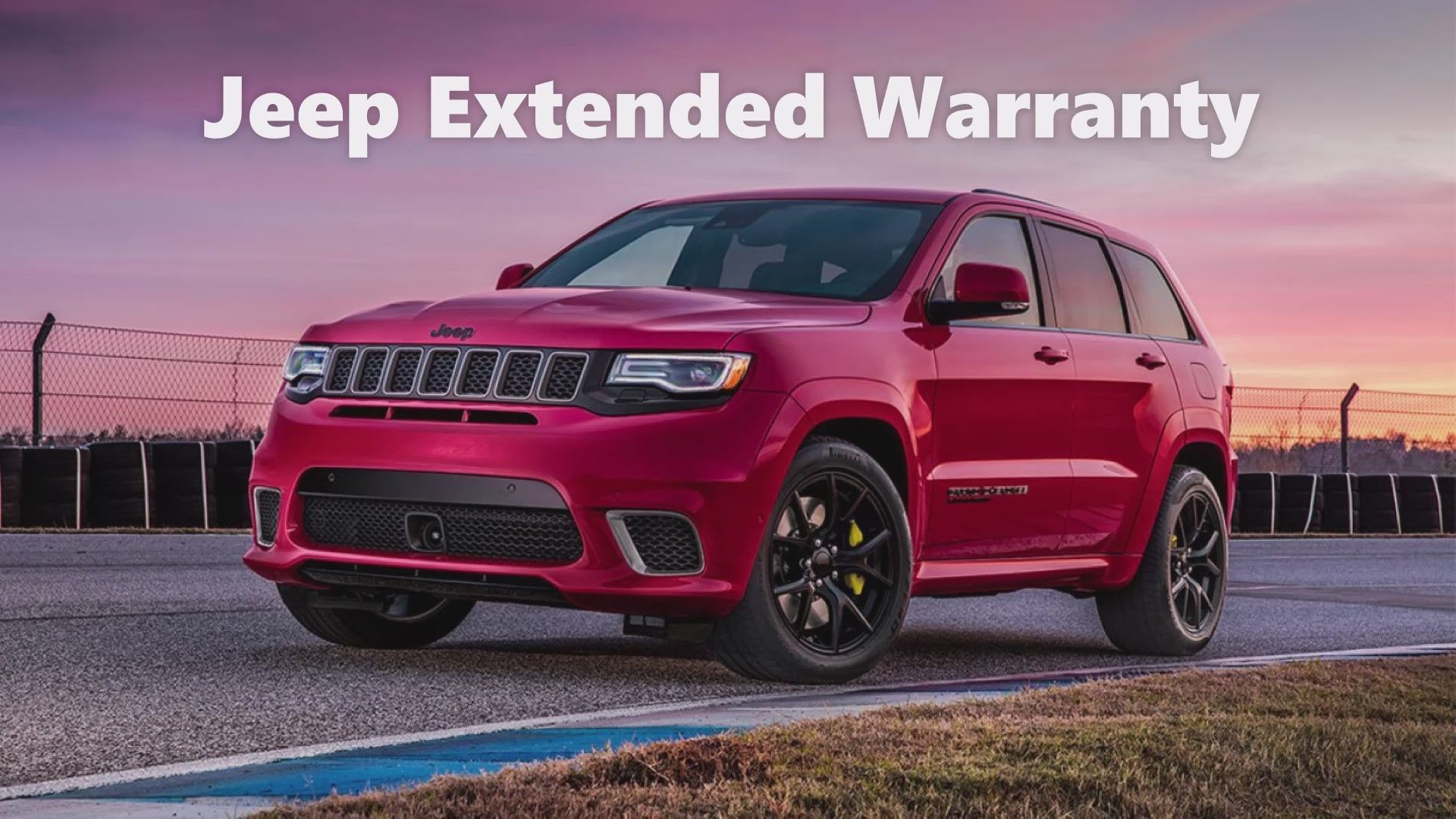 Jeep Extended Warranty Has Many Great Products Such As The Maximum