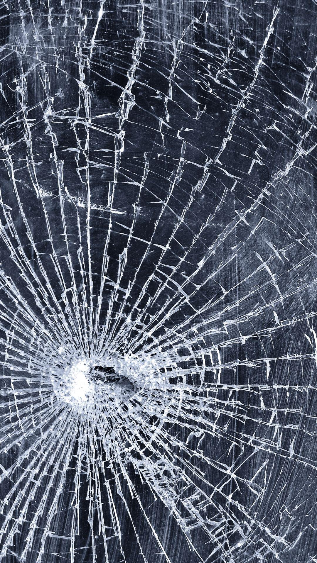 Realistic Cracked Screen Wallpaper Mobile Broken Screen Wallpaper Broken Glass Wallpaper Screen Wallpaper Hd
