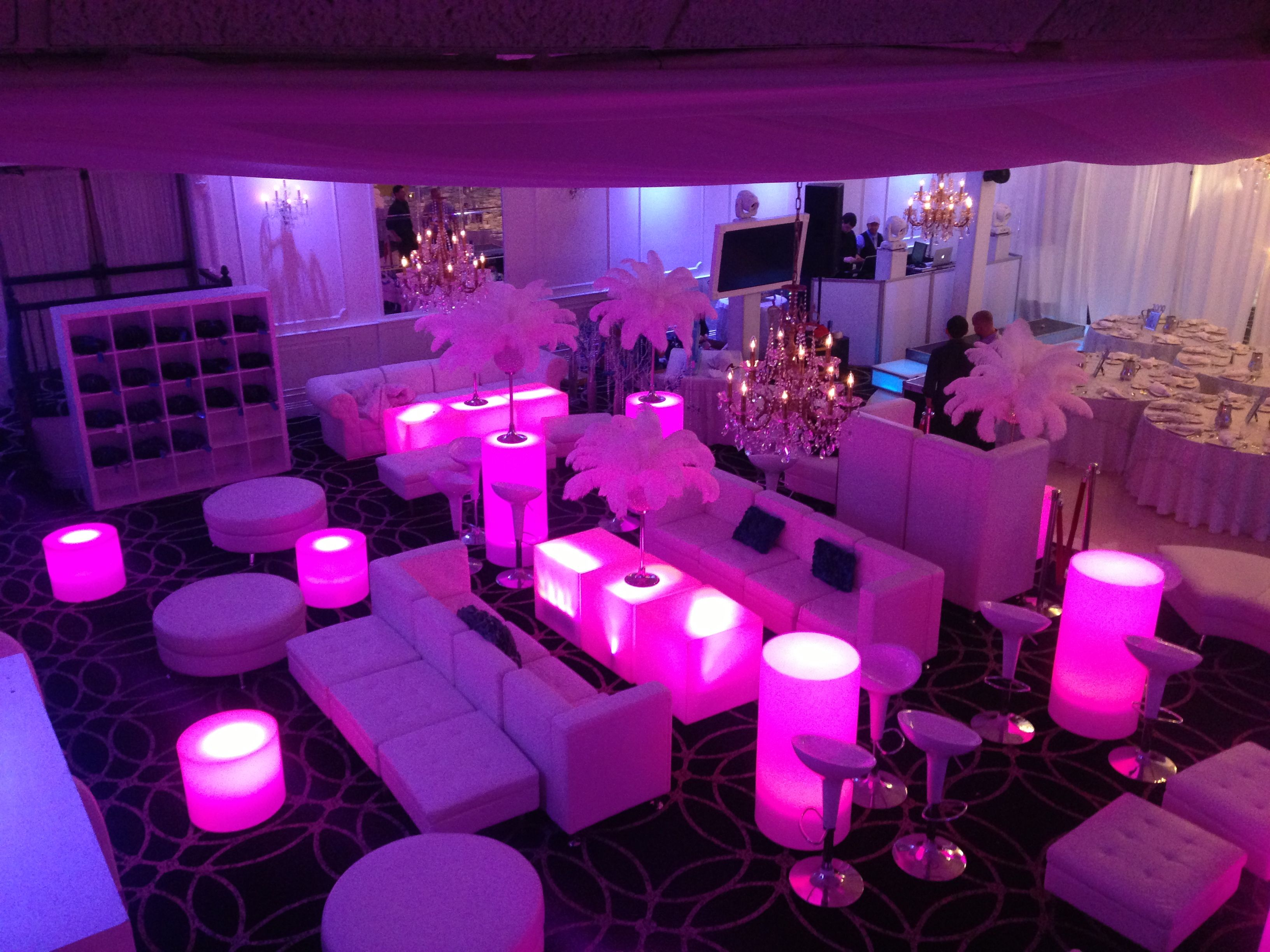 Batmitzvah Lounge Furniture Rentals New Jersey Gramercy Hazlet