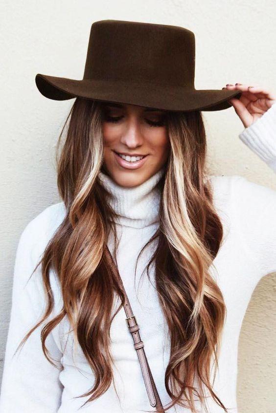 Este  Invierno presume tus mejores  Sombreros. 4aaf32f93c8