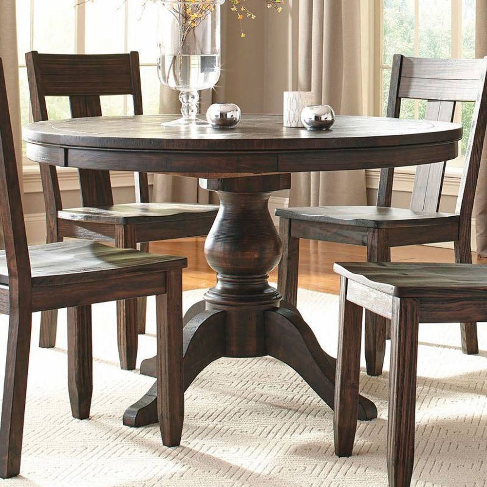 Signature Design By Ashley Trudell Round Dining Room Ext