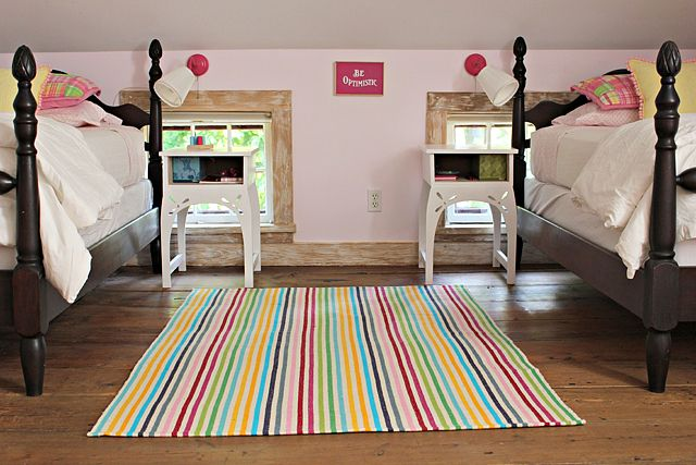 3 DIY Projects For A Little Girlsu0027 Bedroom Makeover